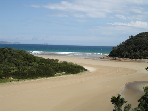 Tidal River Mouth