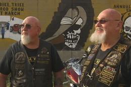 Queensland police raid recreational Vietnam and Veterans Motorcycle Club under anti-bikie laws
