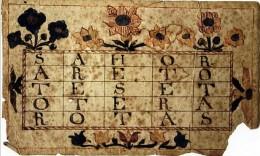 Another example of a Pennsylvania Dutch talisman.