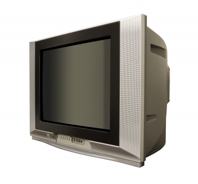 Example of rear projection TV similar to the set with flaws