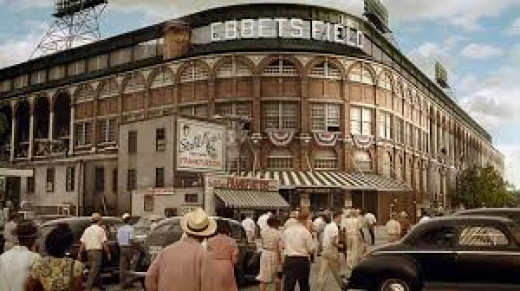 Ebbets Field; Home of the Brooklyn Dodgers (1913-1958)