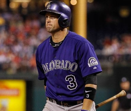 Michael Cuddyer, OF, Colorado Rockies
