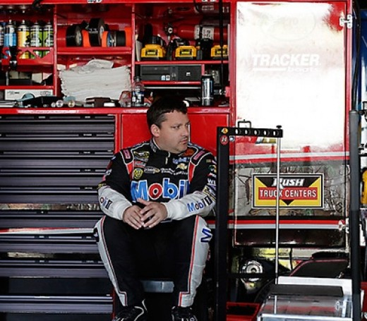 Tony Stewart has been less than impressed with NASCAR's officiating in the past, once comparing them with the WWE