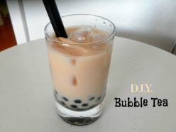 DIY Pearl Milk Tea - Make Your Own Bubble Tea At Home
