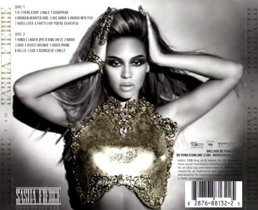 Sasha Fierce - Beyonce's seductive alter - ego