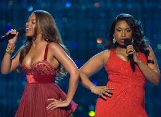 Dreamgirls - Beyonce and Jennifer Hudson