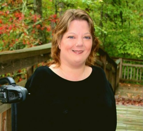 Allison Wetherbee is a true inspiration for anyone faced with overcoming adversities.