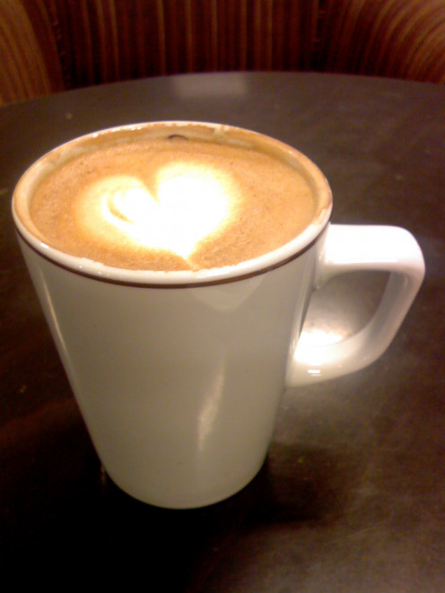 Have a cup of Joe!