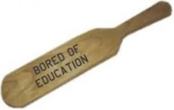 Corporal Punishment--Should it be allowed in schools?