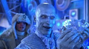 Arnold schwarzenegger in a horrible turn as Mr. Freeze