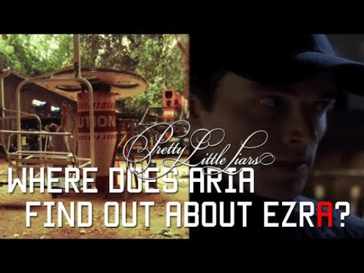 Where Does Aria Find Out About Ezra?