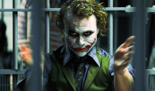 The Joker tested Batman mentally and physically in The Dark Knight