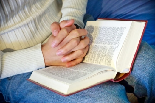 Prayer Stock Photo by graur razvan ionut  ID: 10021187