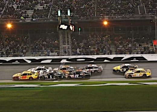 The Sprint Unlimited last Saturday night featured plenty of passing and wrecks- will we see more of the same in the 500?