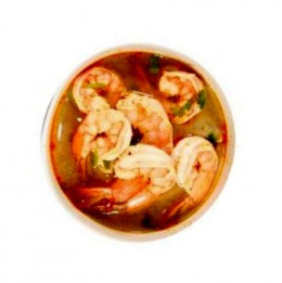 The Hot and Sour Prawns Soup is an easy to make Soup which can be prepared within 30 minutes.