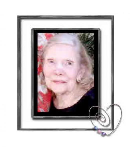 Mom age 88