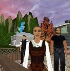 Plenty Of Potential Awaits In This Virtual World Game Like Second Life.