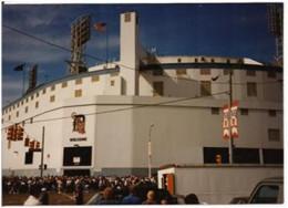 Tiger Stadium in Detroit, Michigan
