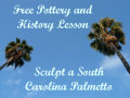 State of South Carolina - Pottery and History Curriculum Lesson for Homeschooling or Summer Enrichment