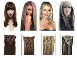 How to Fix Clip-in Hair Extensions - Step by Step Guide