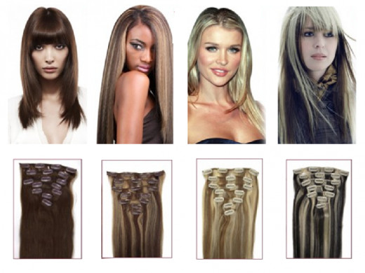 Clip In Hair Extensions Step By Step Guide 43