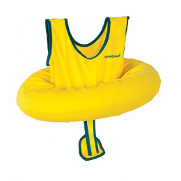 Keep your toddler safe with this inflatable swim tube trainer. Fits ages 2 to 4. Click on the source to view more on Amazon.