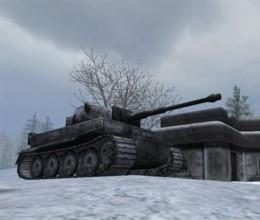 A Tiger Tank