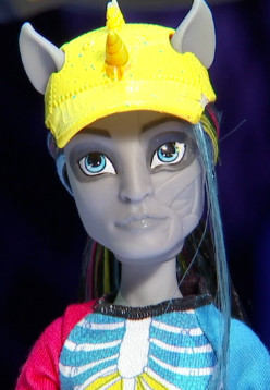 Neighthan Rot Doll - Monster High Freaky Fusion - Release Date & News