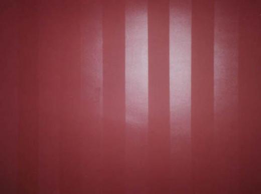 Subtle Tone on Tone Striped Walls