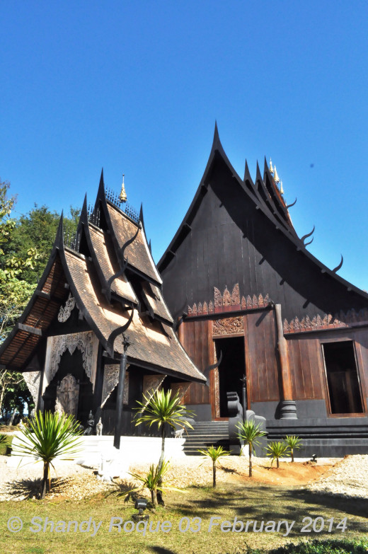 The Black House (Baan Dam)