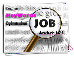 Find right Keywords for resumes