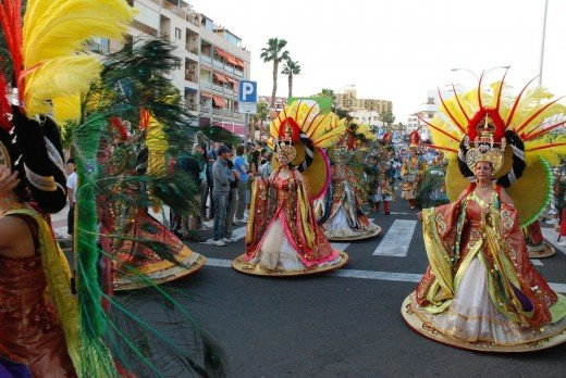 Held every February, the entire island celebrates this carnival for a week long party that never stops!