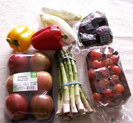 Healthy snacking requires planning and thought to ensure you have the healthy ingredients available.