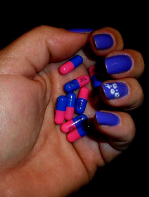 Prescribed Tablets for Depression