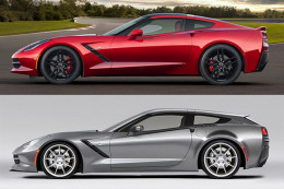 Some people like the corvette the way it is, some like to add a little to it's appeal.