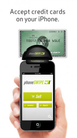 Accept credit cards on your iPhone, iPad, or Android and get paid FAST!