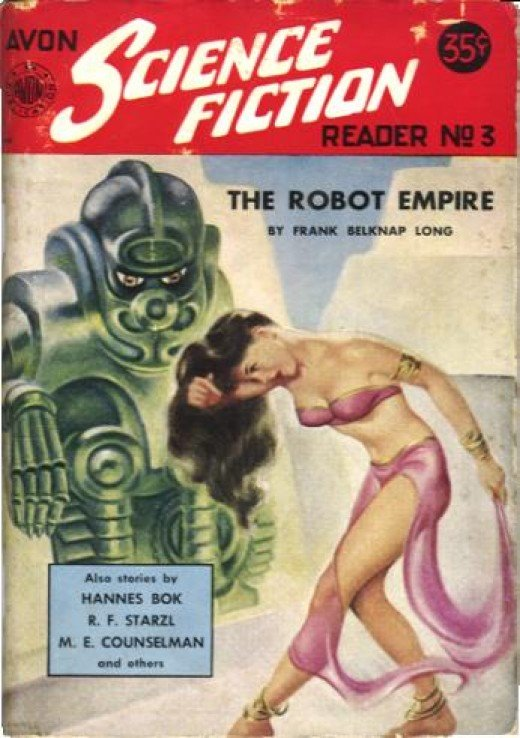 Space opera usually puts the electronic minds subservient to their creators