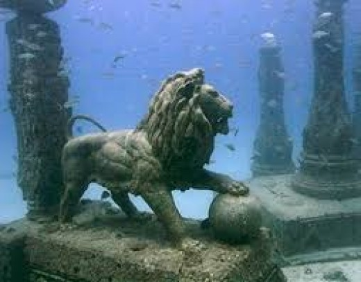 Mythical city Heracleion found, image 1