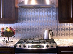 Why Not a Stainless Steel Backsplash