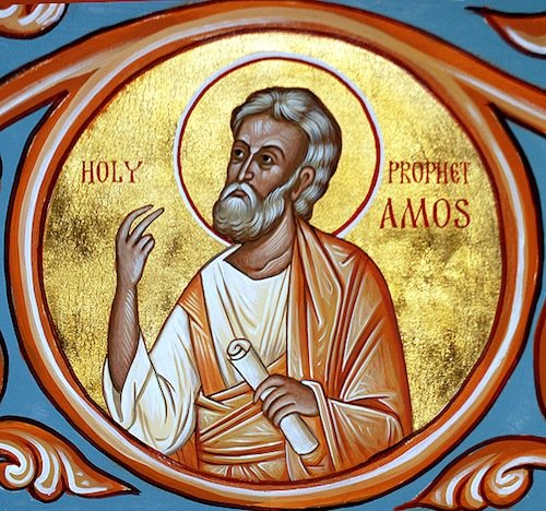The Old Testament Prophet Amos