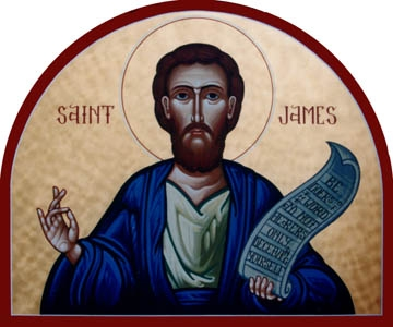 James the Lord's Half Brother and First Bishop of Jerusalem