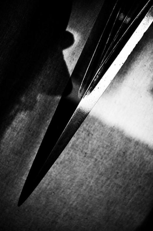 Knife-edge from Ashish Tewari flickr.com