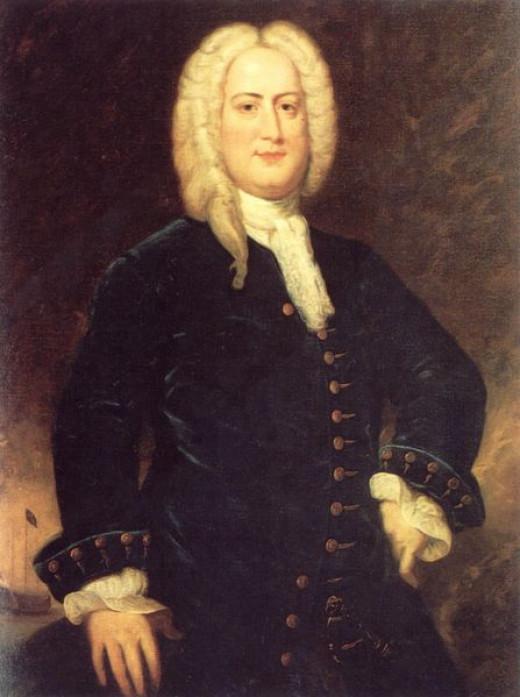 Admiral Ogle led troops back to America