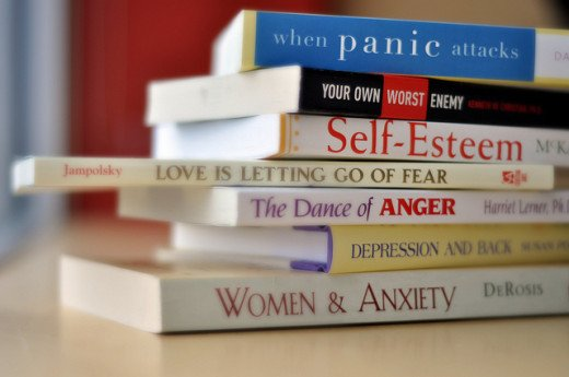 Read as much as you can about anxiety so you can be better prepared when you feel an attack coming.