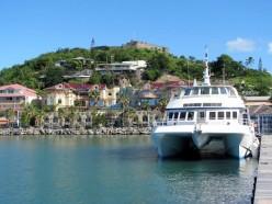 St. Maarten Cruise Port is Simply a Blast