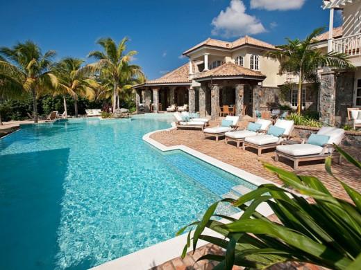 A La Mer, St. John. McLaughlin Anderson Luxury Villas.
