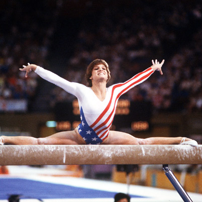Mary Lou Retton (USA)
