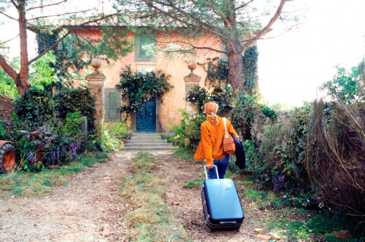 UNDER THE TUSCAN SUN, Diane Lane, 2003, (c) Touchstone