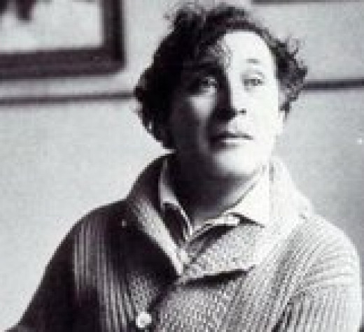 Russian born artist Mark Chagall who is believed to have escaped to America via Canfranc