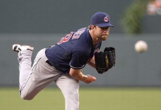 Corey Kluber, SP, Cleveland Indians